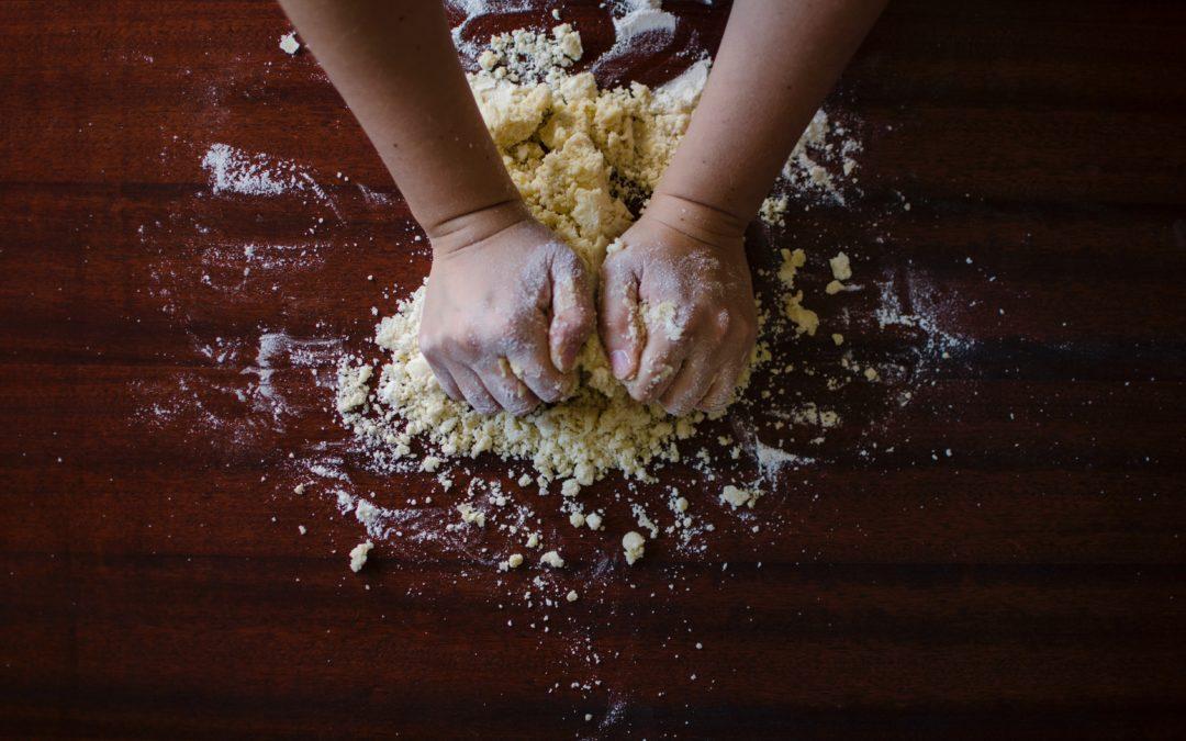 Délicieuse pâte sablée