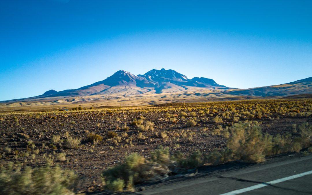 Cap sur le désert d'Atacama au Chili!